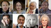 Javier Marías, Joyce Carol Oates, Adonis, Ngugi Wa Thiong'o, Haruki Murakami, Claudio Magris , Amos Oz y Margaret Atwood