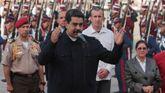 Maduro se halla de gira internacional por su pérdida de apoyo