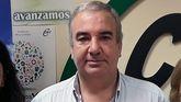 El responsable autonómico de la Central Sindical Independiente y de Funcionarios (CSIF), Sergio Fernández-Peña
