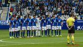 Alineación del Real Oviedo ante el Córdoba