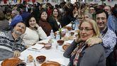 Varios blogueros estuvieron en la Festa do Botelo en varias ocasiones