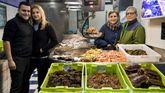 Pescadería Seixo Branco El negocio cumple 40 años de actividad