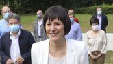La candidata del Bloque, Ana Pontón