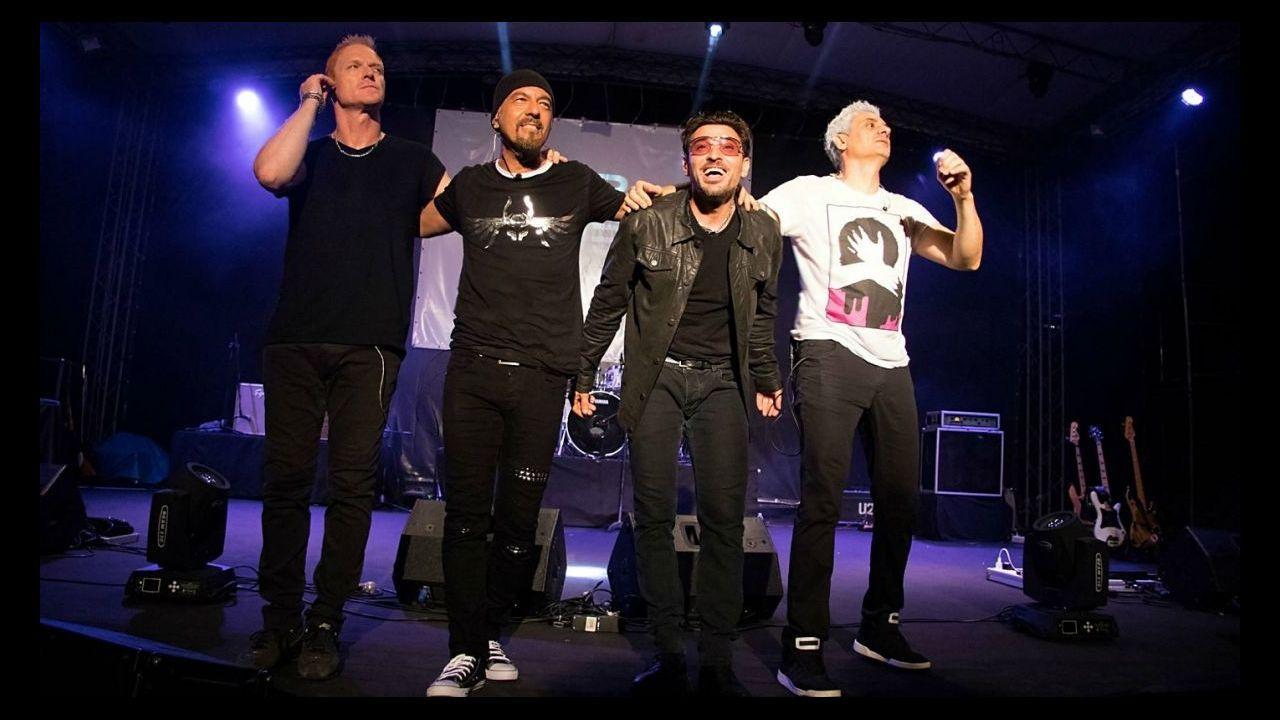 Bono, cantante de U2, acaba de participar en el Foro Mundial de Davos