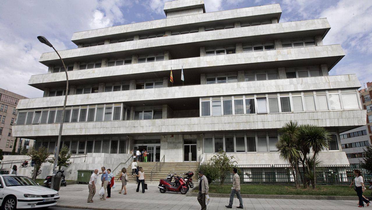Oposiciones.Juzgados de Oviedo
