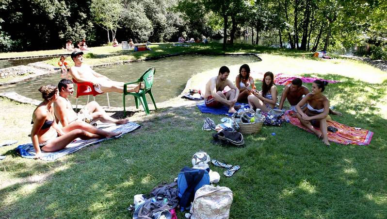 Las fiestas imprescindibles del verano vigués.Vigo suma ahora más menores de cuatro años en su censo que al inicio de la crisis.