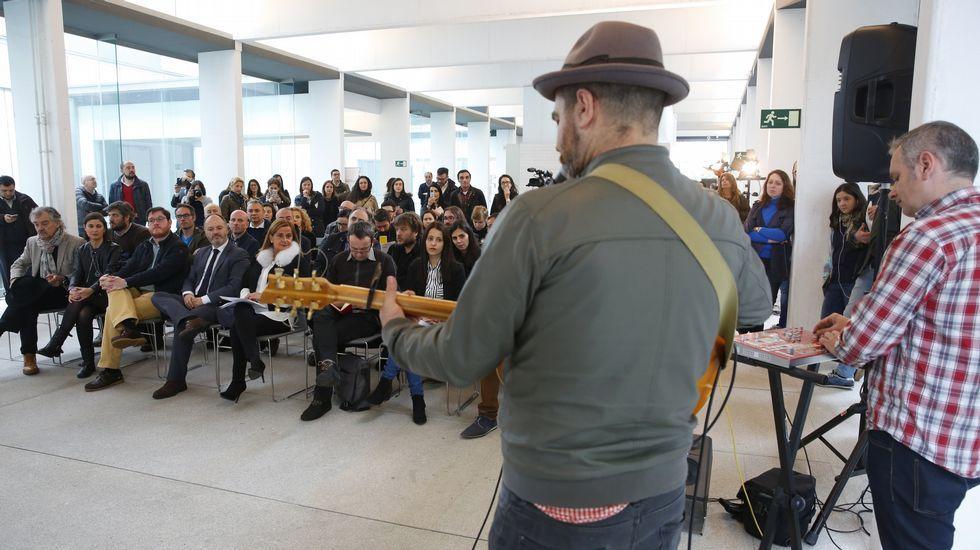 Presentacion de los festivales Rias Baixas