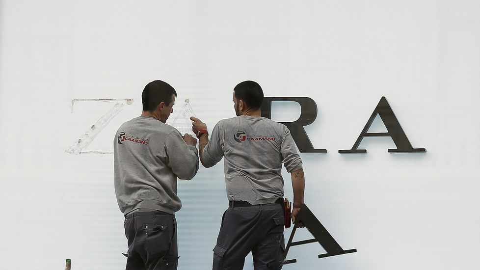 .Inditex mantiene el liderazgo como primera empresa en facturación