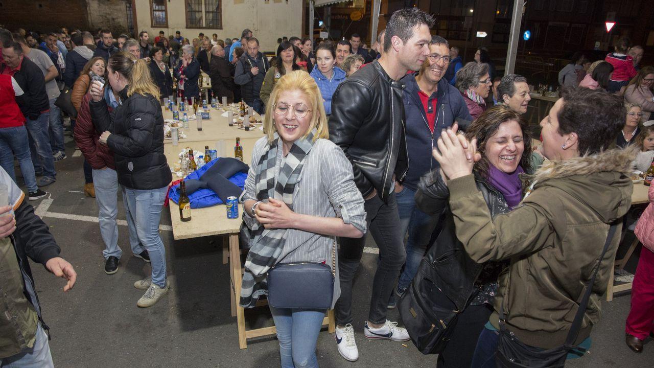 ¡Mira las imágenes de la churrascada de Santa Marta!