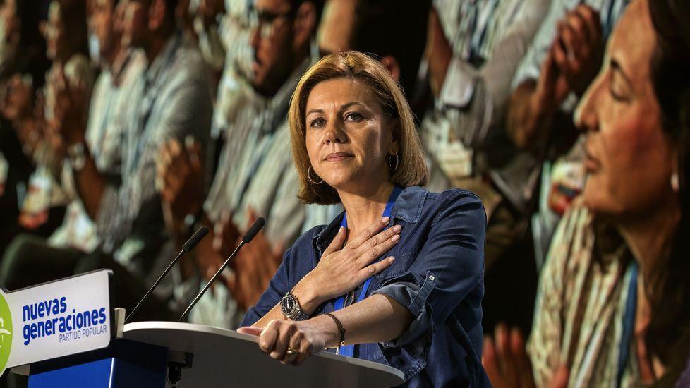 La trayectoria política de Esperanza Aguirre, en fotos.José Antonio Nieto, en una imagen de archivo