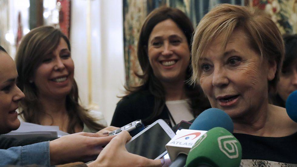 Celia Villalobos, en una foto de archivo