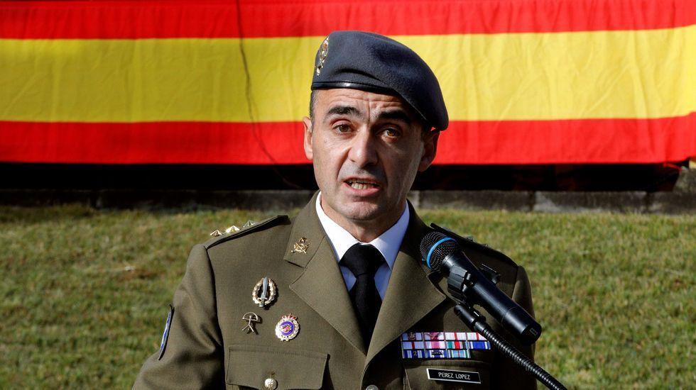 .El coronel Manuel Perez