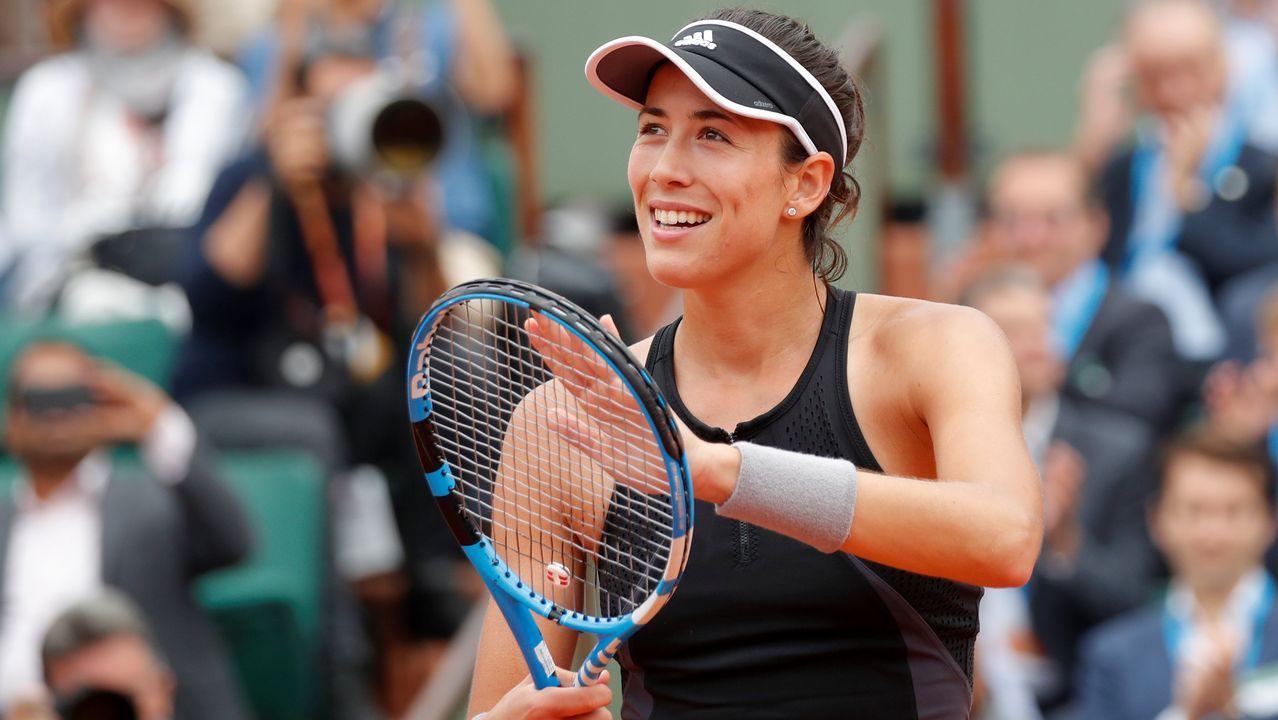 Los once Roland Garros de Nadal, en imágenes