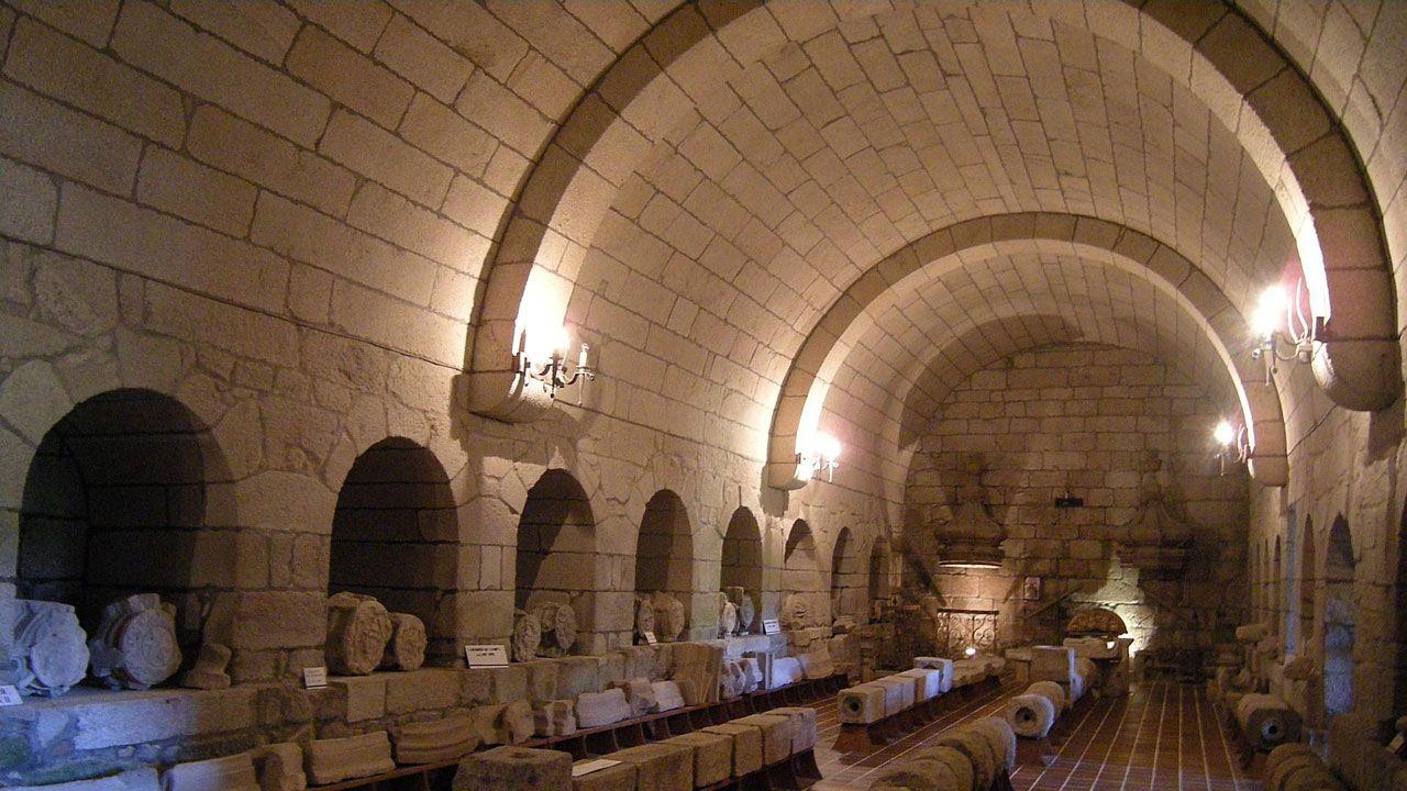 Monasterio de Santa María La Real de Oseira
