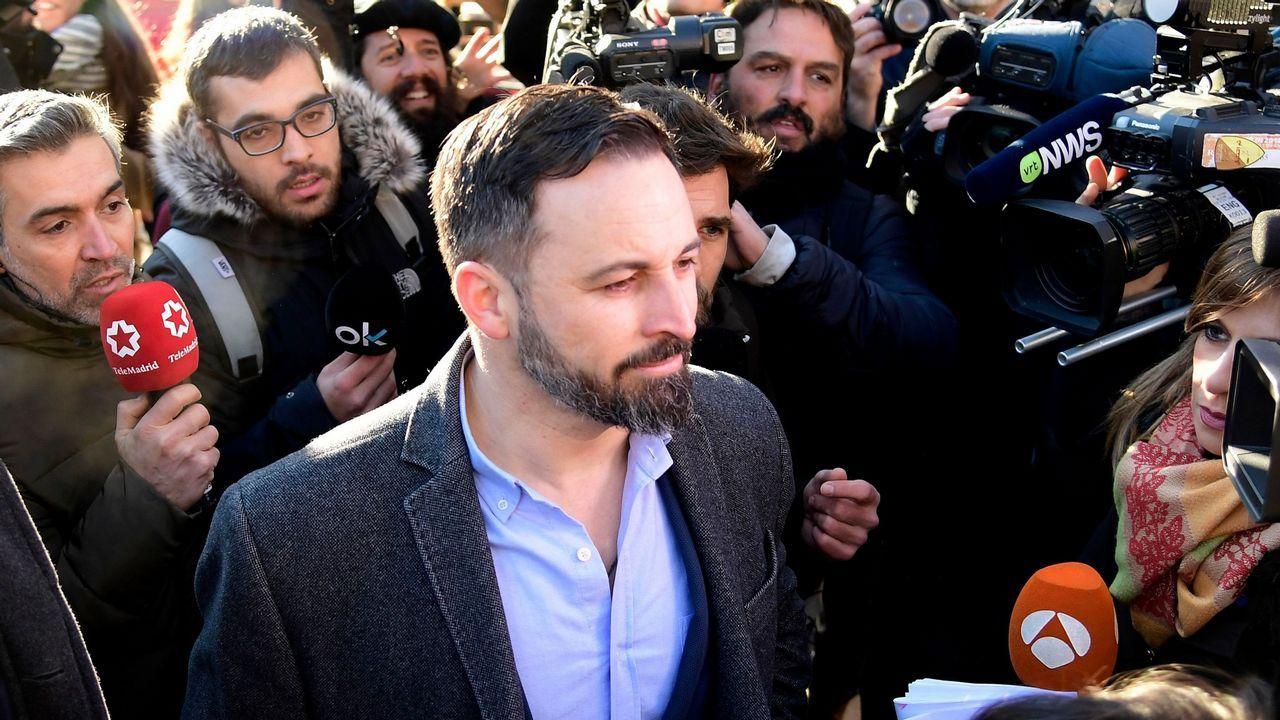 El partido de Santiago Abascal celebra este fin de semana en Madrid un congreso para prepararse de cara a la primavera electoral