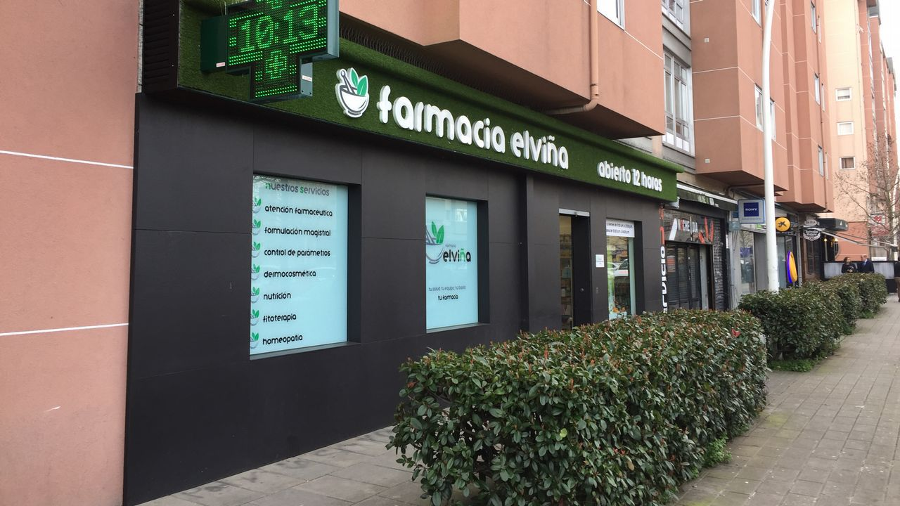 Farmacia Elviña