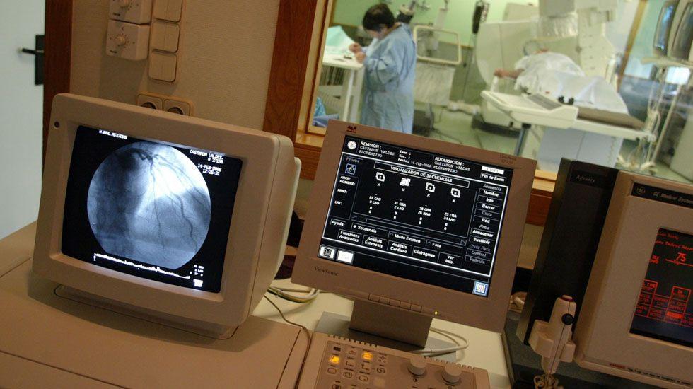 Profesionales en el servicio de Cardiología del HUCA.Profesionales en el servicio de Cardiología del HUCA