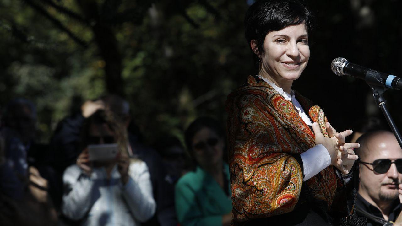 Lugo celebra el Día del Pilar