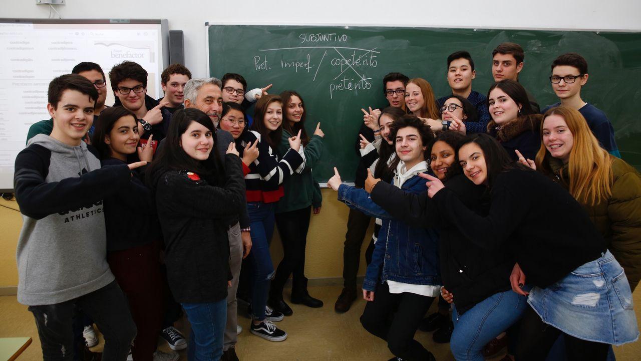 Colegio de La Gesta, Oviedo. Fuente: Facebook