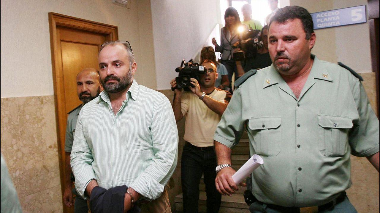 El hombre que mató a sus dos niñas en Castellón había sido denunciado por amenazas y lesiones.Foto de la playa de Benicasim
