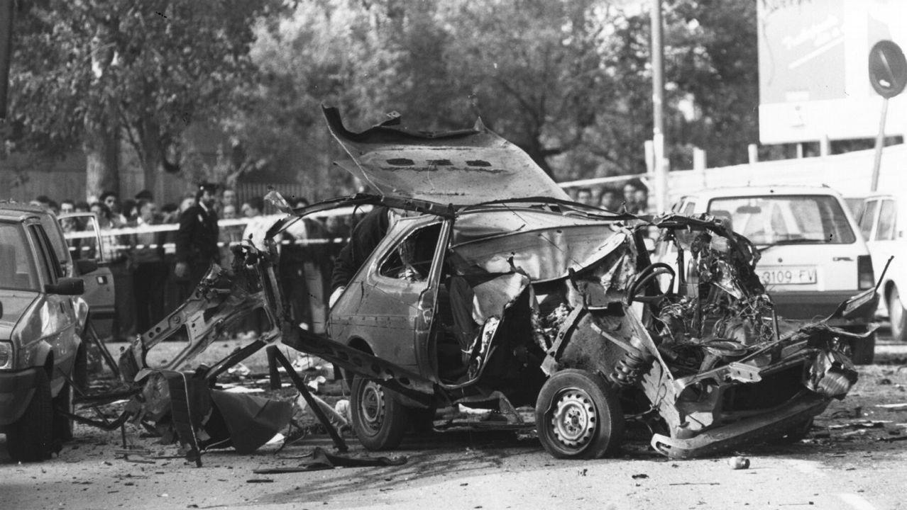 Recordando el atentado en Hipercor.