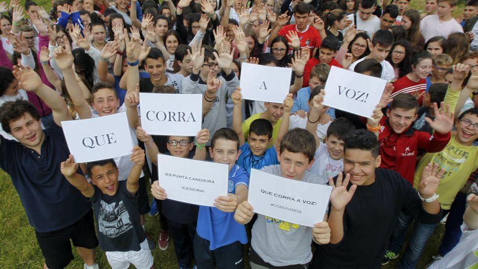 Representantes de las asociaciones que han formado en Asturias la Plataforma Asturiana por la Educación Inclusiva.Representantes de las asociaciones que han formado en Asturias la Plataforma Asturiana por la Educación Inclusiva