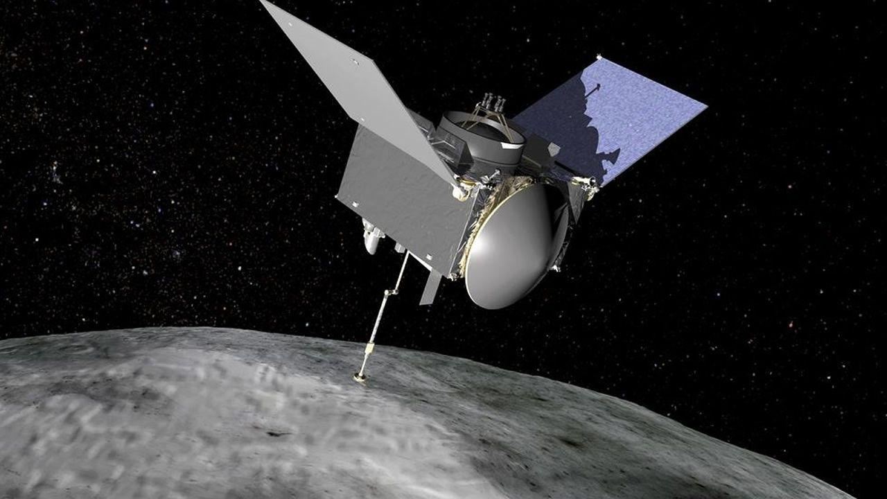 La nave Osiris-Rex orbitará este lunes en el cuerpo celeste más pequeño para coger muestras de polvo
