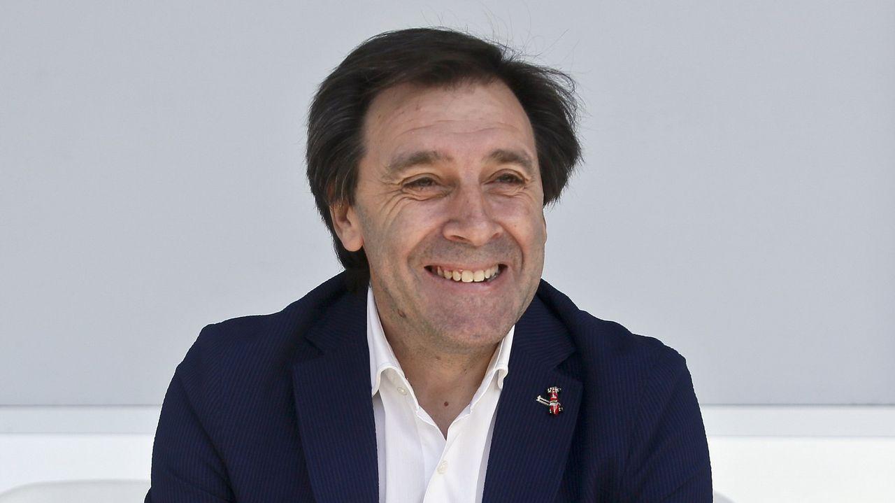 Juan Fernández cumple 70 años