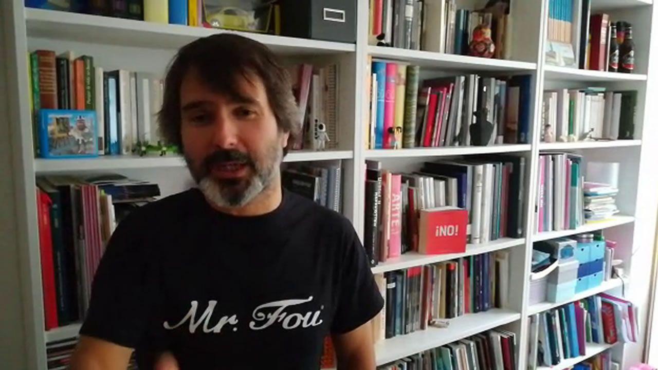Los artistas residentes del MAC invitan a acudir a la «no inauguración» de la exposición «14 en positivo»