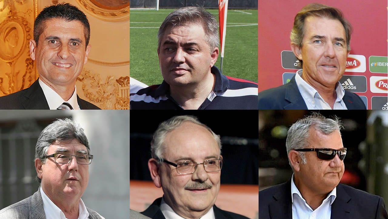 AnquelaLuis Mario Milla Alvendiz Real Oviedo Barcelona B Carlos Tartiere.Las amistades peligrosas de Rubiales