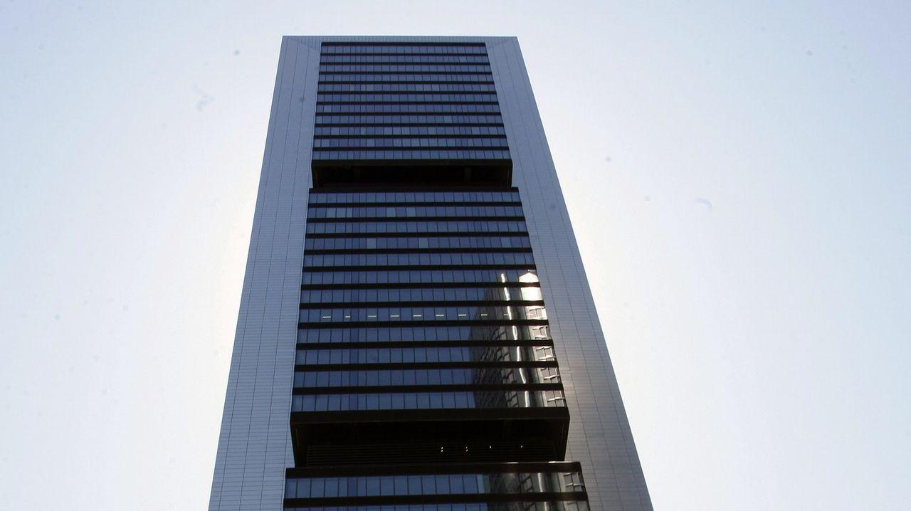 Torre Foster de Madrid