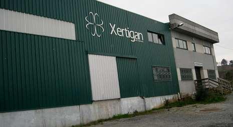 KowaPH.La sede de Xertigan, con el supermercado al fondo, lleva meses sin ninguna actividad.