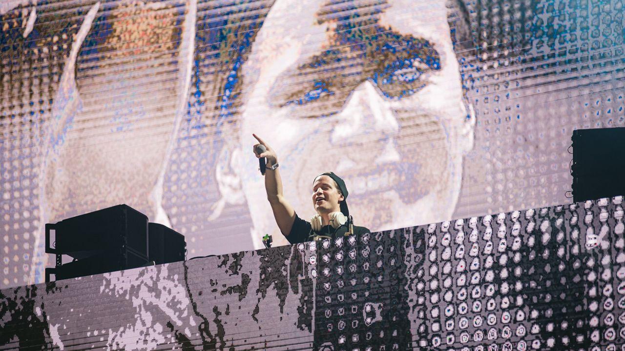 .El DJ y productor noruego Kygo se presenta en festivales como Venice Summer Festival (Italia)
