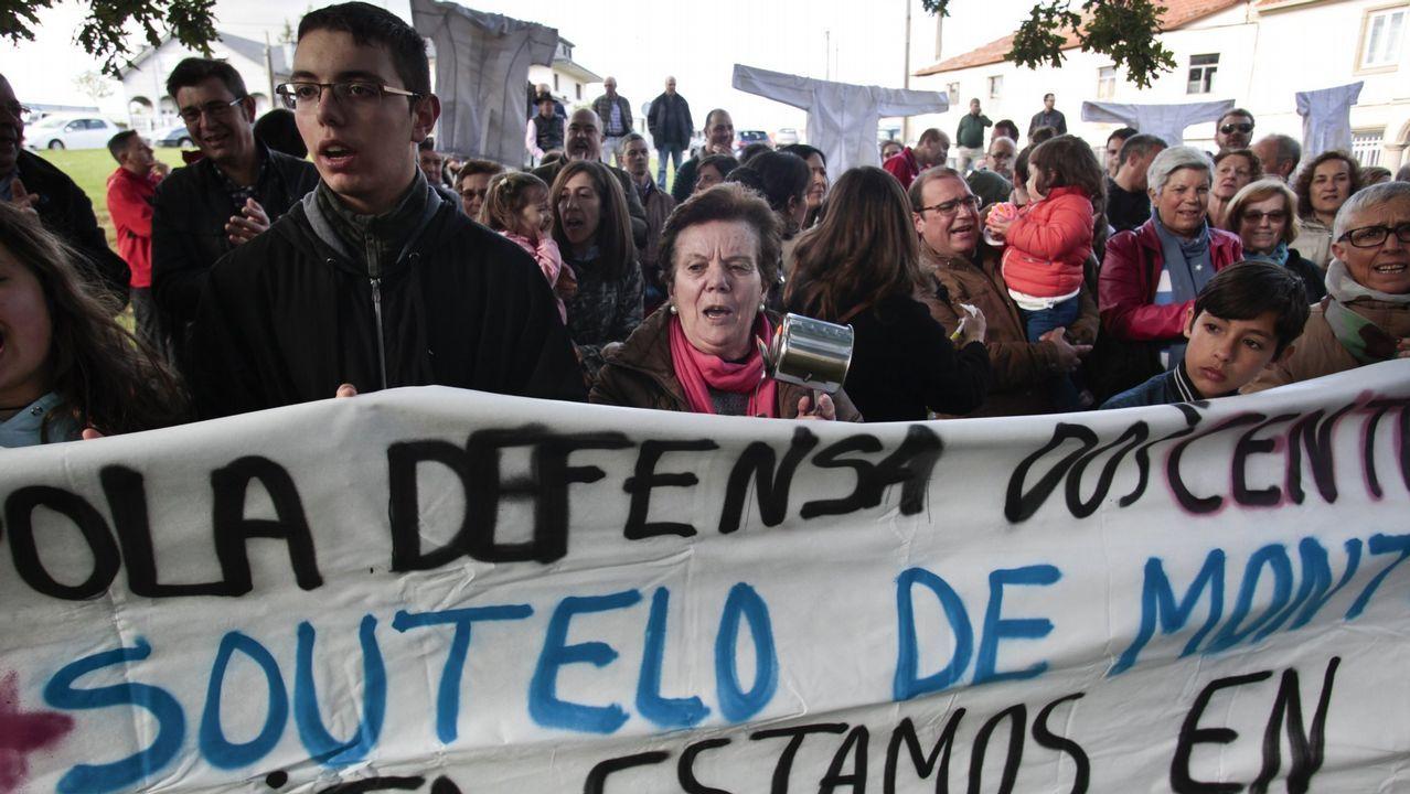 La socialista María Luisa Carcedo.La socialista María Luisa Carcedo