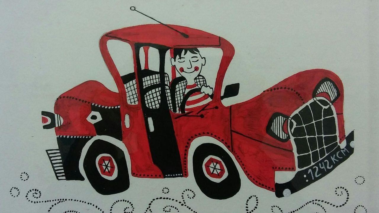 Ilustración de Juan Darriba feita por Mon Lendoiro