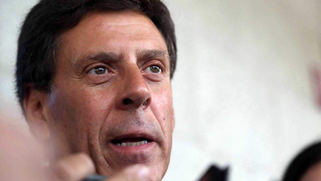 Juan Carlos Quer: «El cumplimiento íntegro de las condenas no es garantía de reinserción, nos lo dijo el asesino de Laura Luelmo».Juan Carlos Quer
