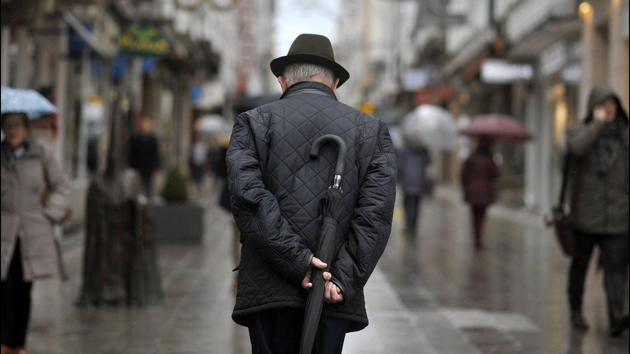La dura vida de un pensionista