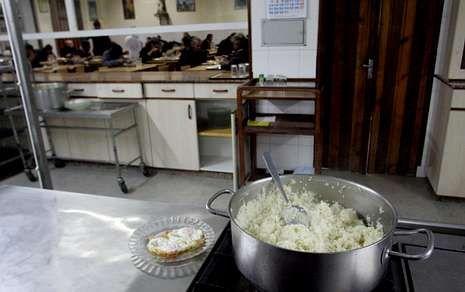 La Cocina Económica es una de las que firmó recientemente su convenio para recibir 42.000 euros.