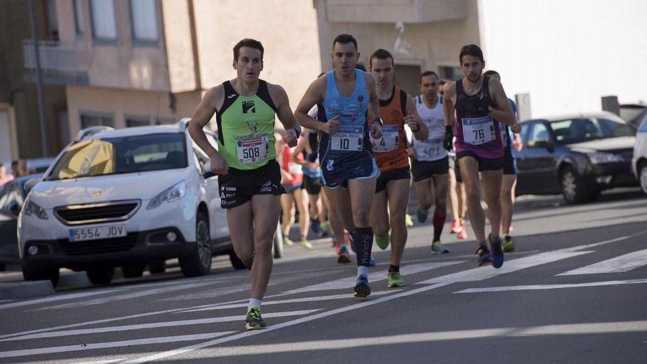 ¡Búscate en la carrera pedestre de Fisterra!