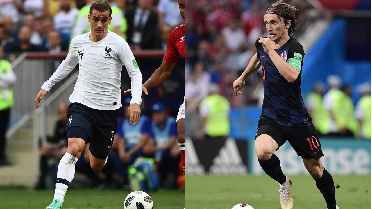 .Griezmann y Modric se disputan el Balón de Oro