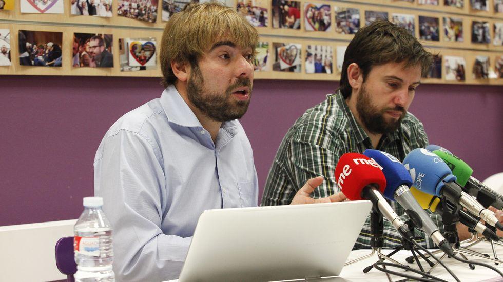 .Daniel Ripa y Javier Pintado