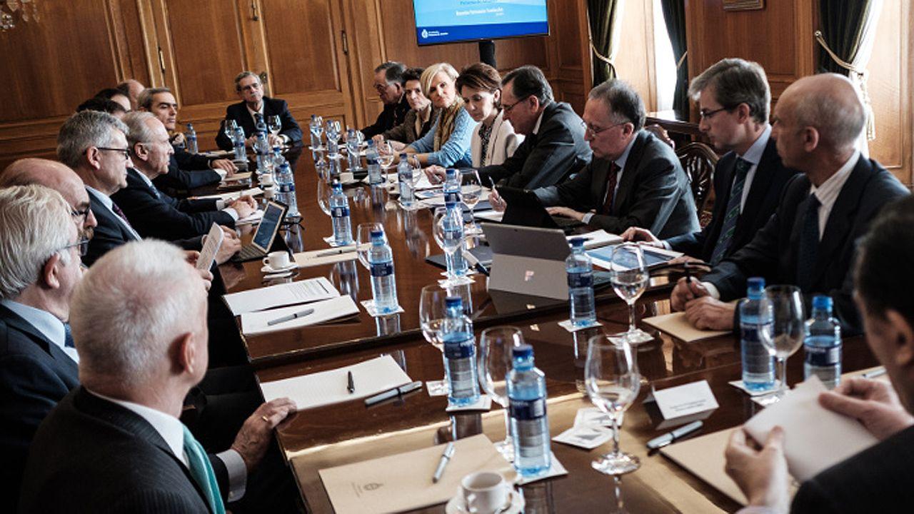 El patronato de la Fundación Princesa de Asturias ha elegido a Luis Fernández Vega como nuevo presidente de la institución.El patronato de la Fundación Princesa de Asturias ha elegido a Luis Fernández Vega como nuevo presidente de la institución