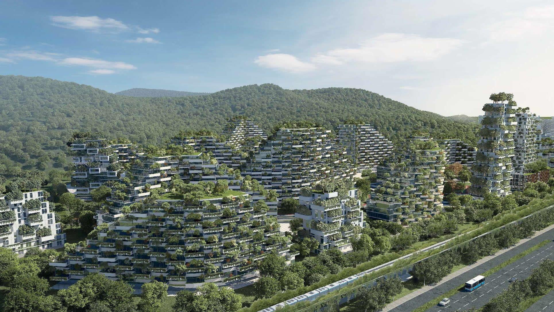 ¿Cómo se construye una ciudad verde?