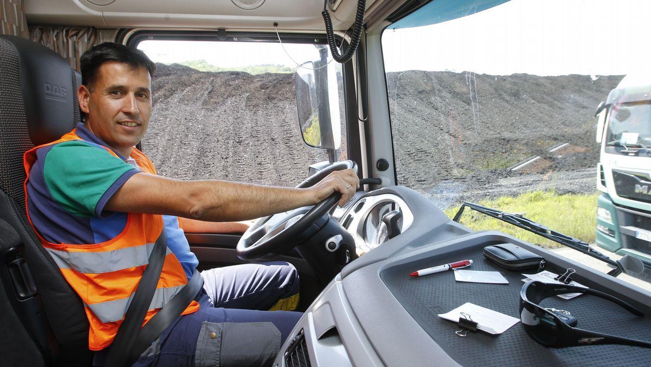 Ferrol-As Pontes: la ruta del carbón.Central de Aboño (fragmento)