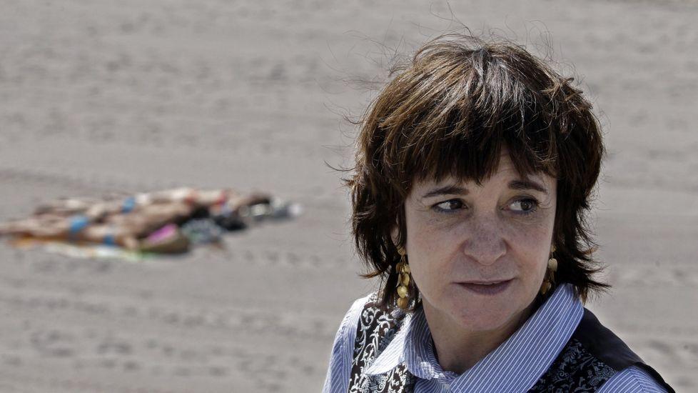 Tania Llasera se suma a la campaña de los panaderos.El asturiano Martín López-Vega