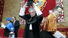 La USC celebró en Lugo su patrón