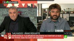 Jordi Évole: «Queremos entrevistar a Arnaldo Otegui la próxima temporada»