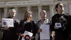 225.000 firmas reclaman al Congreso una bajada del IVA cultural al 4%