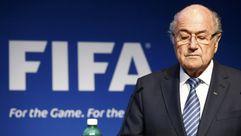 Blatter dimite como presidente de la FIFA