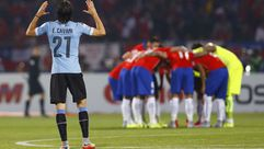 Resumen: Chile 1 - 0 Uruguay
